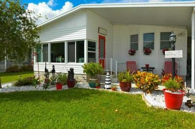 Mobile Home at 3317 Lighthouse Way Spring Hill, FL 34607