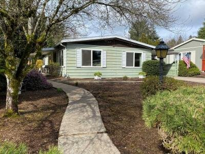 Mobile Home at 100 Sw 195Th Ave. #174 Beaverton, OR 97006