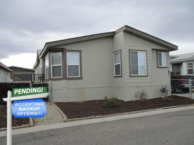 Mobile Home at 57 Primton Way Fernley, NV