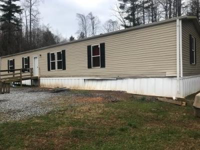 Mobile Home at 525 BUD WEST RD Boomer, NC 28606