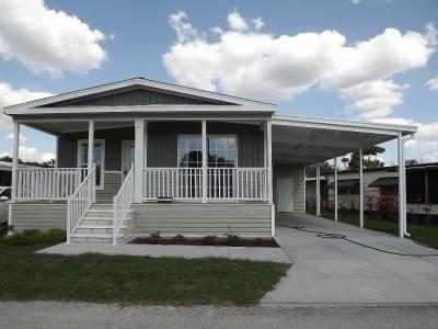 Mobile Home at 74 Pompano Drive (Site 2073) Ellenton, FL 34222