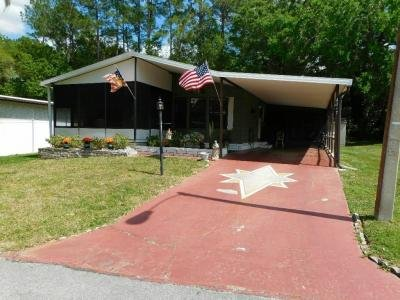Mobile Home at 4347 ANDREW LN. Brooksville, FL 34601