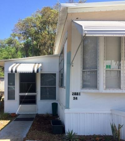 Mobile Home at 2881 Red Oak Circle New Smyrna Beach, FL 32168