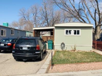 Mobile Home at 10910 Turner Blvd #61 Longmont, CO
