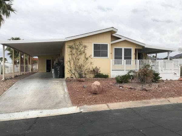 1989 SILVERCREST Mobile Home For Sale