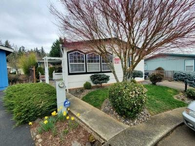Mobile Home at 10400 SE Cook Ct #92 Milwaukie, OR