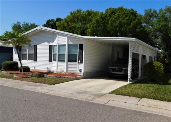 1998 Jacobson Mobile Home For Sale