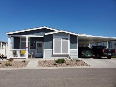 Mobile Home at 1837 N Thornton Rd Unit 76 Casa Grande, AZ 85122