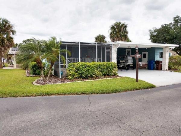 1987 Homes of Merit Mobile Home For Sale