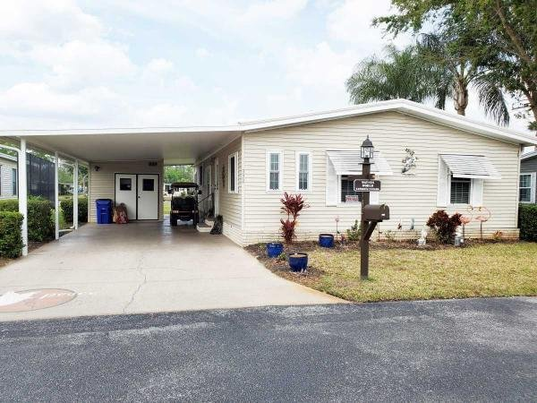 1990 Homes of Merit Mobile Home For Sale