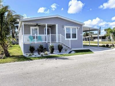 Mobile Home at 132 Giraffe Drive North Fort Myers, FL 33917