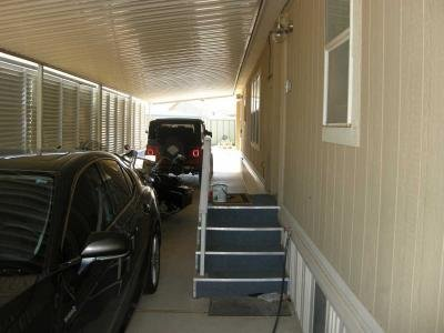 back entry from carport