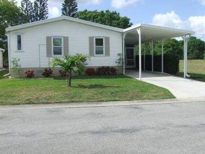 Mobile Home at 417 Bimini Cay Circle Vero Beach, FL 32966