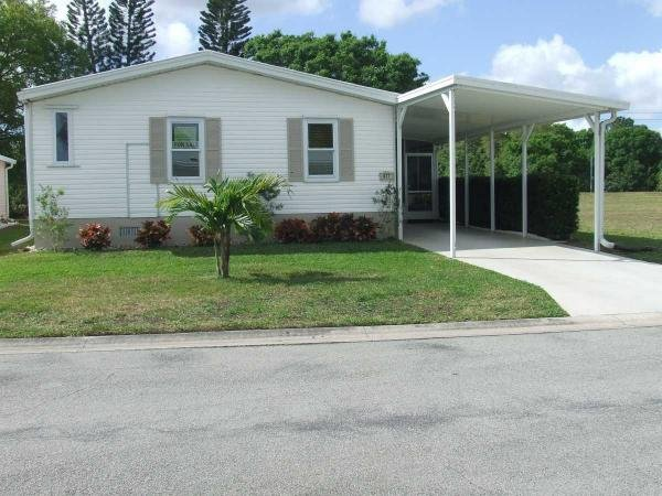 1991 Chat Mobile Home For Sale