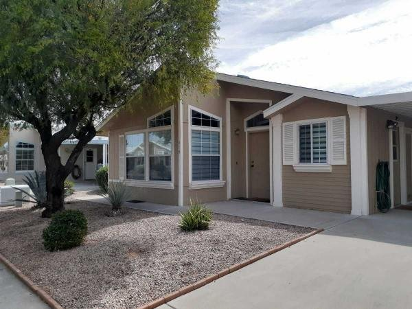 1999 CAVCO Mobile Home For Sale