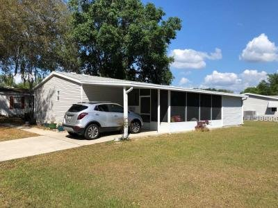 Mobile Home at  518 CAMELLIA DR  Fruitland Park, FL