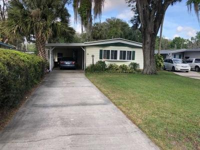 Mobile Home at 28944 Hubbard St #22 Leesburg, FL 34748
