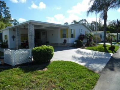Mobile Home at 608 TULIP CIRCLE W. Auburndale, FL