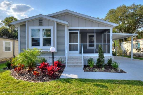 2019 Palm Harbor The Buena Vista II Manufactured Home