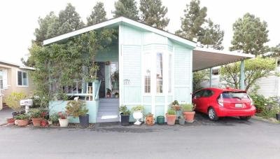 Mobile Home at 1075 Space Park Way # 117 Mountain View, CA 94043