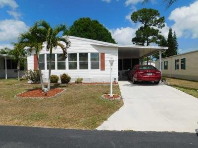 Mobile Home at 228 Sea Conch Place Fort Pierce, FL 34982