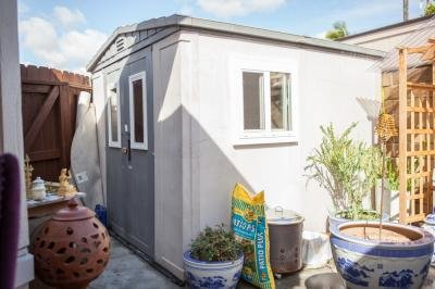 Mobile Home at 1517 N. Newhope  St. #33 Santa Ana, CA