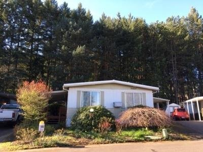 Mobile Home at 6900 SW 195th Avenue, Sp. #186 Beaverton, OR