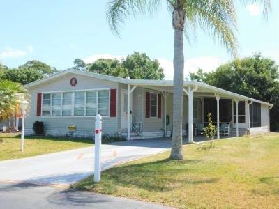 Mobile Home at 5688 Hemingway Court Fort Pierce, FL 34982