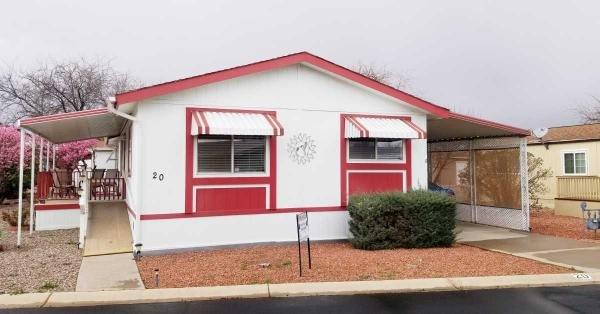 1991 Hallmark Mobile Home For Rent