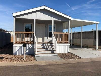 Mobile Home at 5201 W. Camelback Rd. #162 Phoenix, AZ 85031