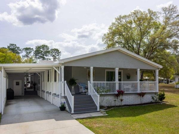 2007 Palm Harbor Manufactured Home