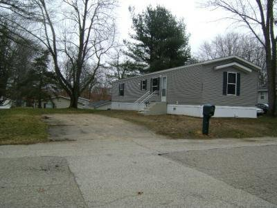Mobile Home at 25250 Eisenhower Dr. Mattawan, MI 49071
