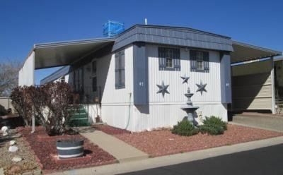 Mobile Home at 7112 pan american fwy Albuquerque, NM 87109