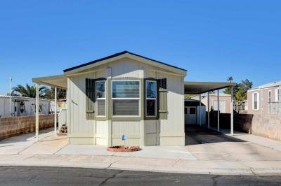 Mobile Home at 3673 Estes Park Las Vegas, NV 89122