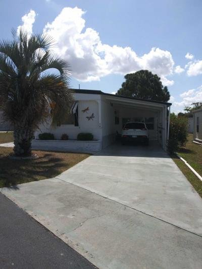 Mobile Home at 98 Emerald Drive E. Dundee, FL 33838