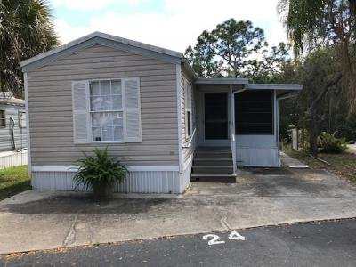 Mobile Home at 3300 26Th Avenue East Lot 24 Bradenton, FL 34208