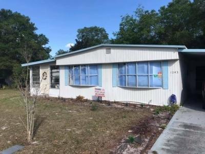 Mobile Home at 1243 Hickory Ln Deland, FL 32724