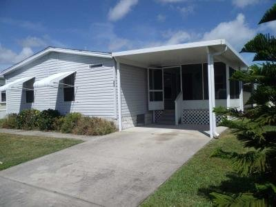 Mobile Home at 205 Exuma Drive Micco, FL 32976