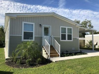 Mobile Home at 309 Eland Drive #309 North Fort Myers, FL 33917