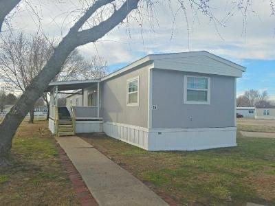 Mobile Home at 15 Apache Drive #A015 Park City, KS