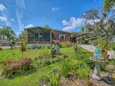 Mobile Home at 9701 E CR 25, Lot 153 Mockigbird Belleview, FL 34420