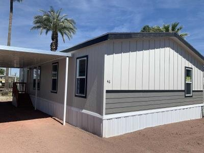 Mobile Home at 4315 N. Flowing Wells Rd #46 Tucson, AZ
