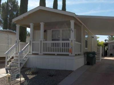Mobile Home at 6770 W. Highway 89A  #25 Sedona, AZ