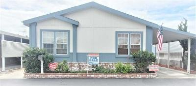 Mobile Home at 104 Crow Lane  Fountain Valley, CA