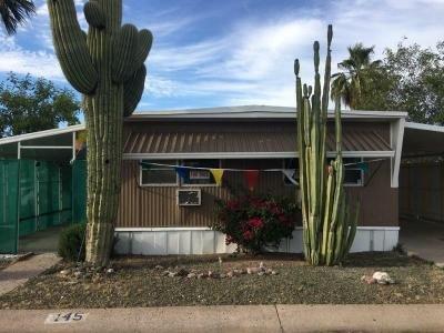 Mobile Home at 9421 E. Main ST #145 Mesa, AZ 85207