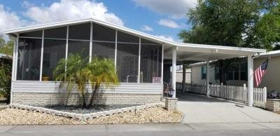 Mobile Home at 10824 Casa Dr.  Riverview, FL