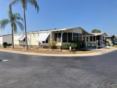 Mobile Home at 486 Barbara Way Tarpon Springs, FL 34689
