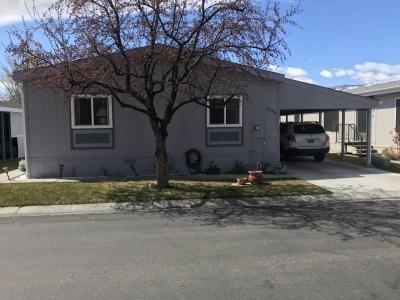 Mobile Home at 2204 Bordeaux St. Carson City, NV 89701