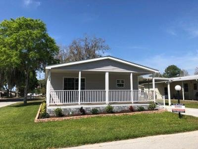 Mobile Home at 210 BANGKOK IS RD Leesburg, FL 34788