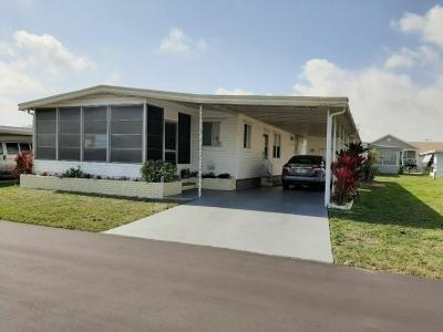 Mobile Home at 103 Jose Gaspar Drive North Fort Myers, FL 33917